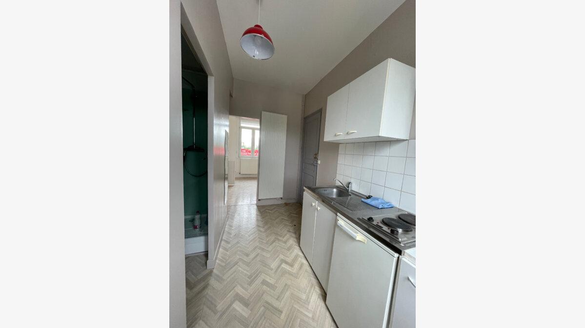 Location Appartement 1 pièce à Amiens - vignette-4