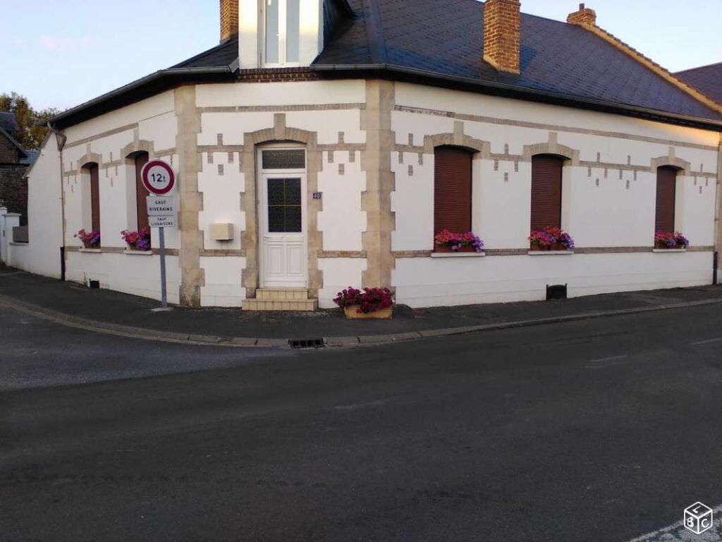 Achat Maison 5 pièces à Gricourt - vignette-1