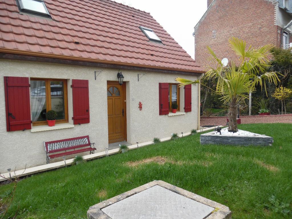 Achat Maison 5 pièces à Seraucourt-le-Grand - vignette-1