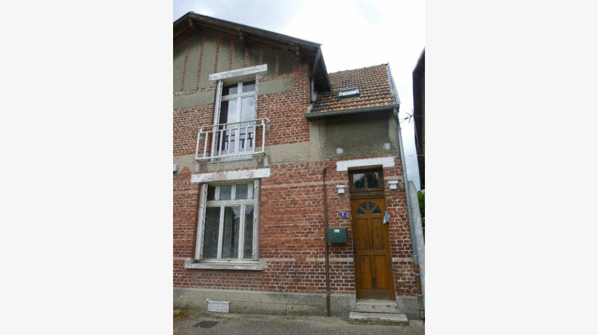 Achat Maison 4 pièces à Montescourt-Lizerolles - vignette-1