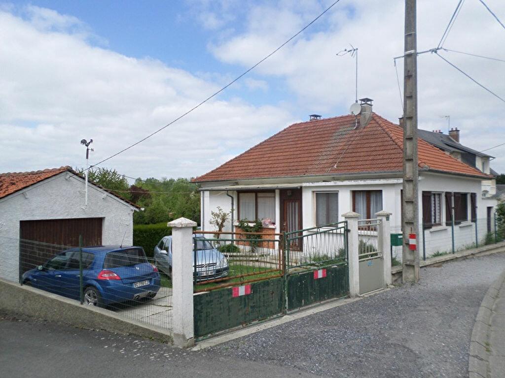 Achat Maison 4 pièces à Brissy-Hamégicourt - vignette-1