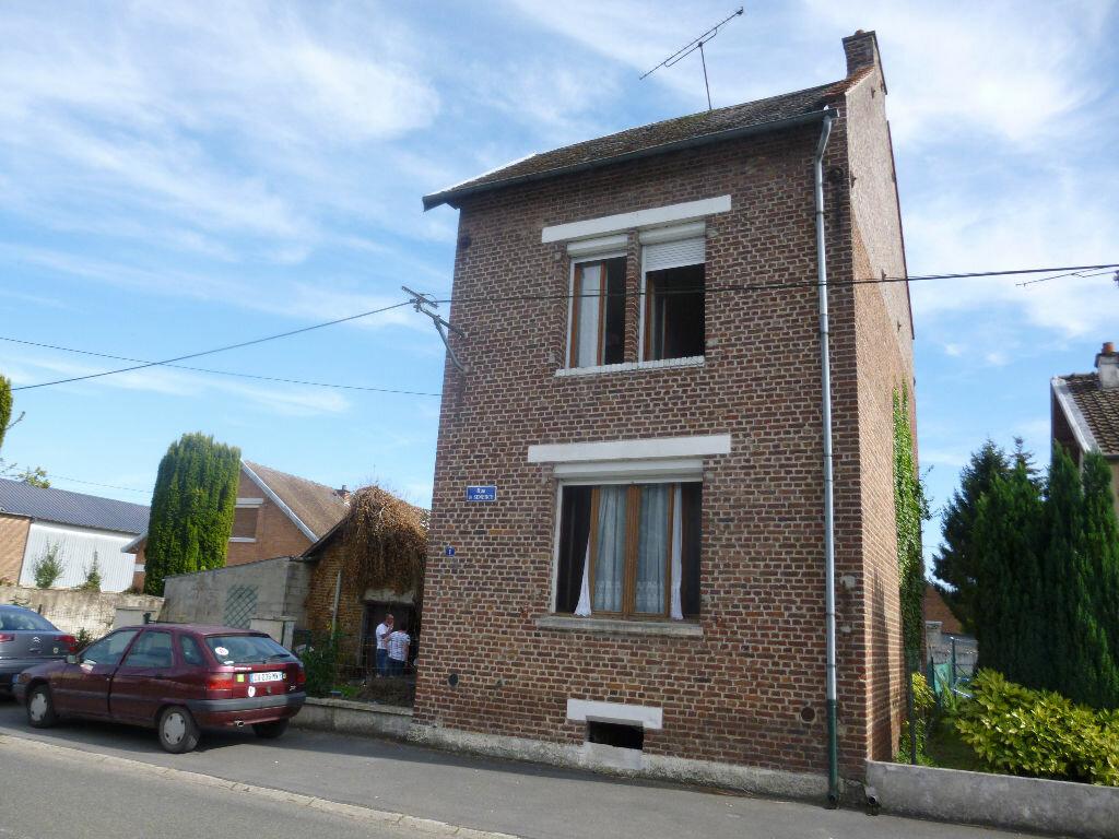 Achat Maison 4 pièces à Séry-lès-Mézières - vignette-1