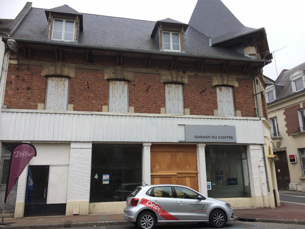 Achat Immeuble  à La Fère - vignette-2
