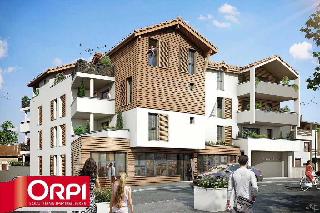 Achat Appartement 3 pièces à La Buisse - vignette-3