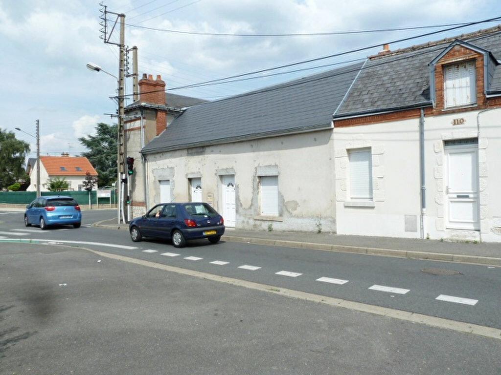 Location Maison 2 pièces à Orléans - vignette-1