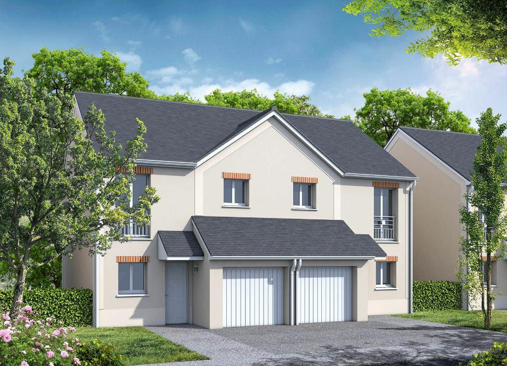 Achat Maison 4 pièces à La Chapelle-Saint-Mesmin - vignette-1