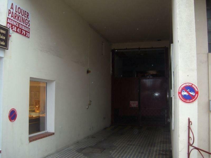 Location Stationnement  à Soorts-Hossegor - vignette-1