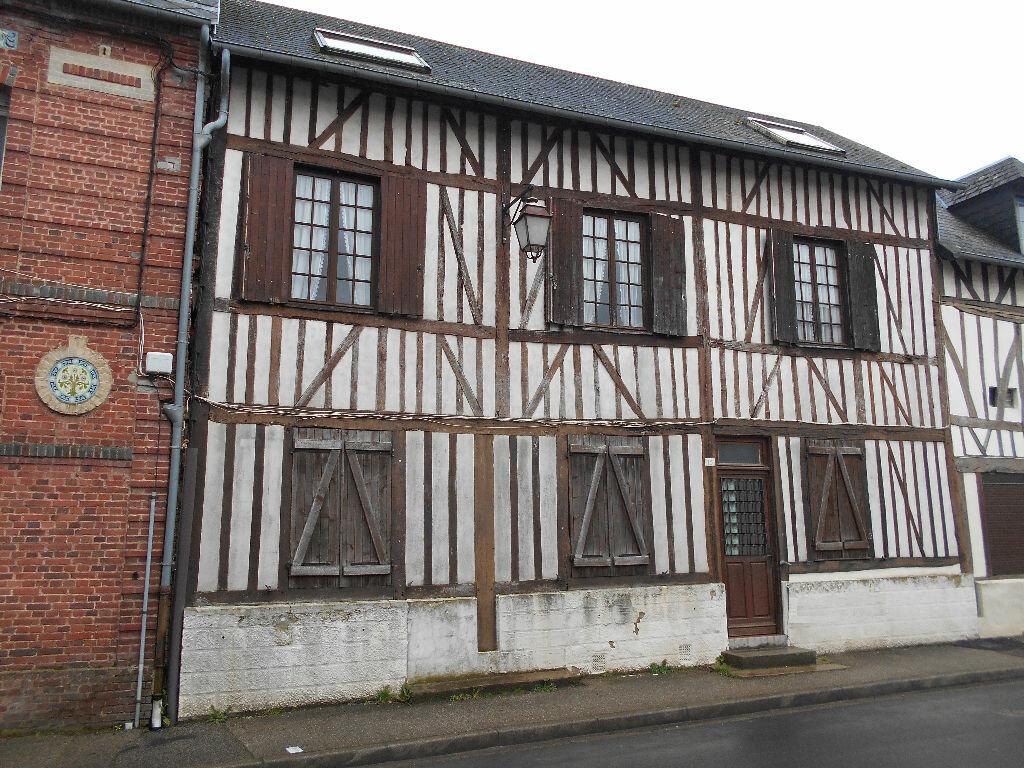 Achat Maison 10 pièces à Saint-Georges-du-Vièvre - vignette-1