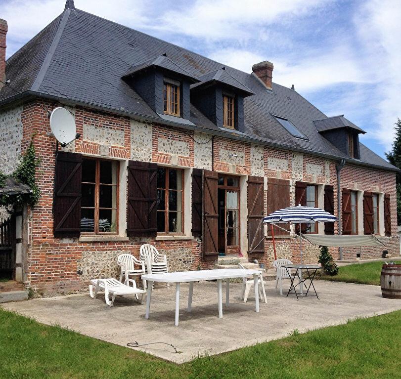 Achat Maison 8 pièces à Saint-Georges-du-Vièvre - vignette-1