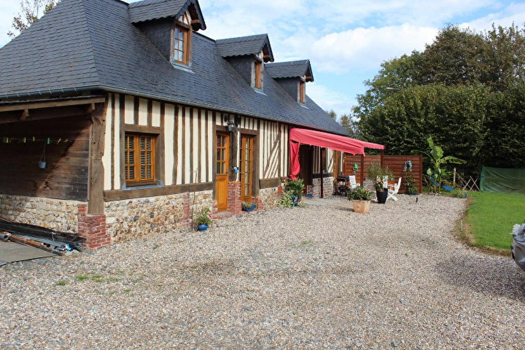 Location Maison 4 pièces à Boulleville - vignette-1