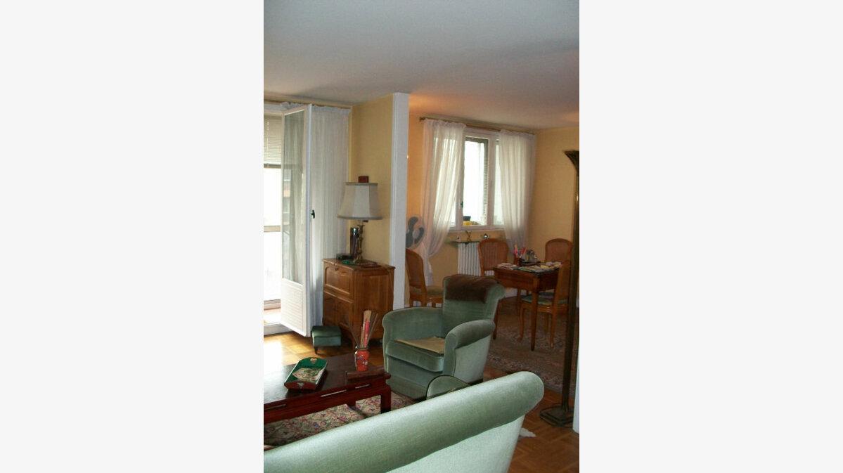 Achat Appartement 4 pièces à Bourg-la-Reine - vignette-1