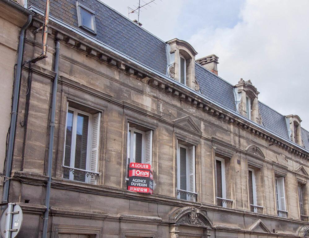 Location Appartement 4 pièces à Magny-en-Vexin - vignette-1