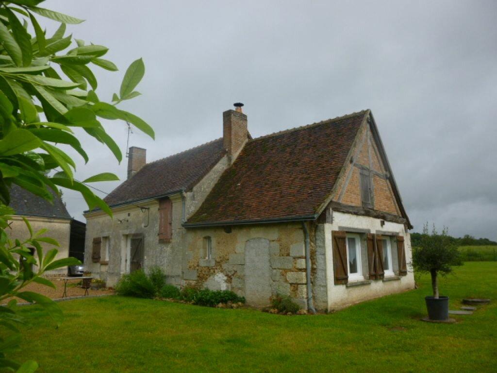 Achat Maison 4 pièces à Villedieu-le-Château - vignette-1