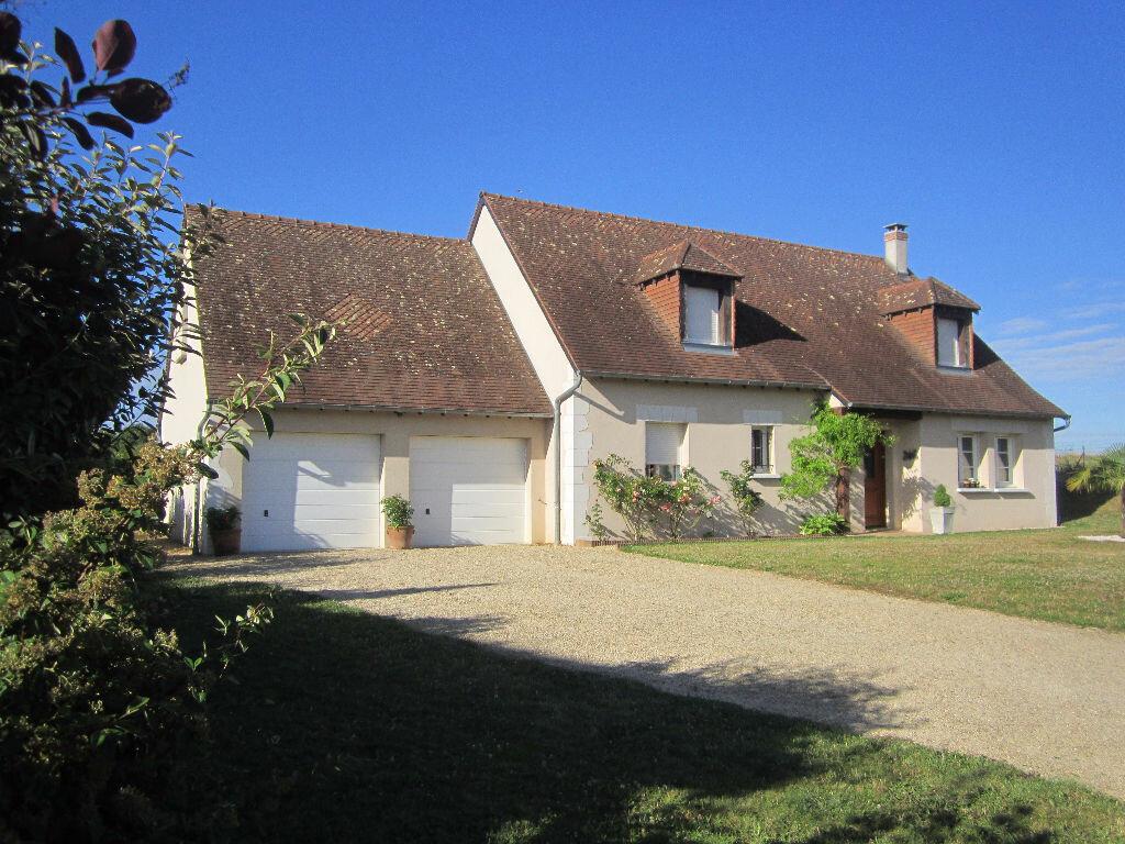 Achat Maison 5 pièces à Beaumont-la-Ronce - vignette-1