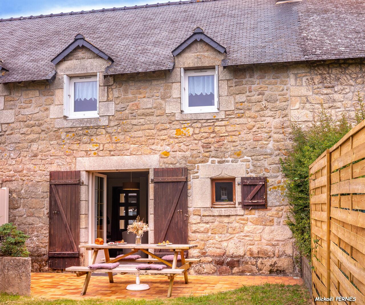 Location Maison 3 pièces à Larmor-Plage - vignette-1