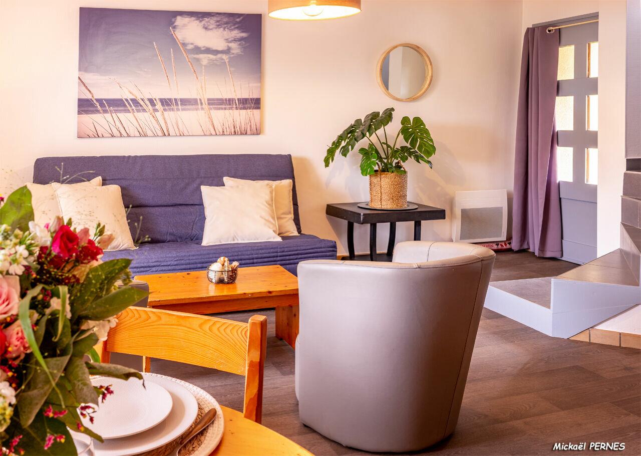 Location Maison 3 pièces à Larmor-Plage - vignette-5