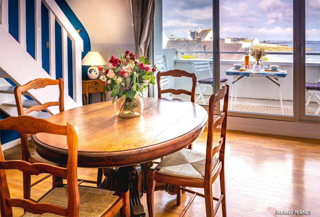 Location Appartement 5 pièces à Ploemeur - vignette-1