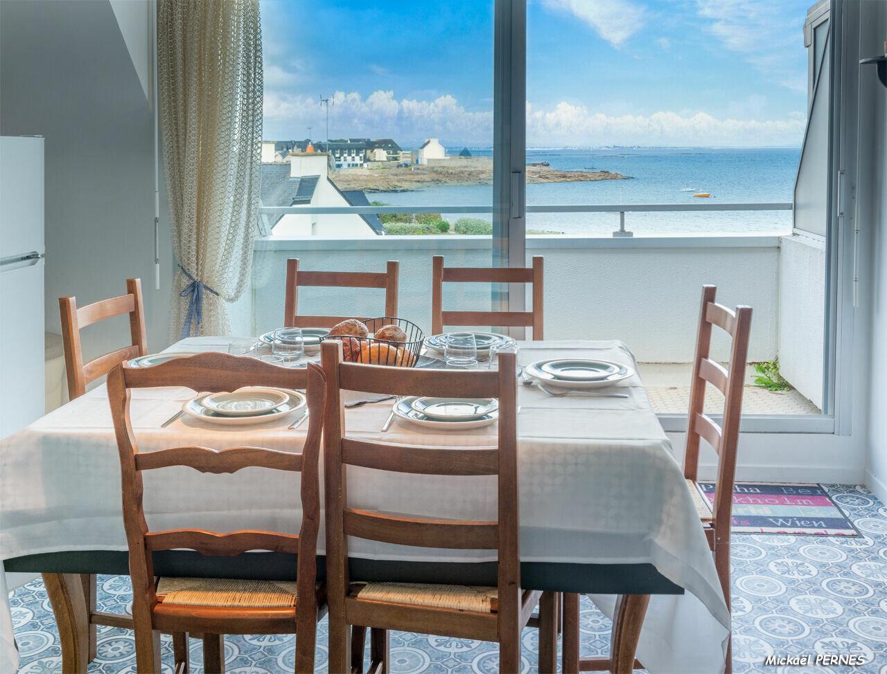 Location Appartement 5 pièces à Ploemeur - vignette-2