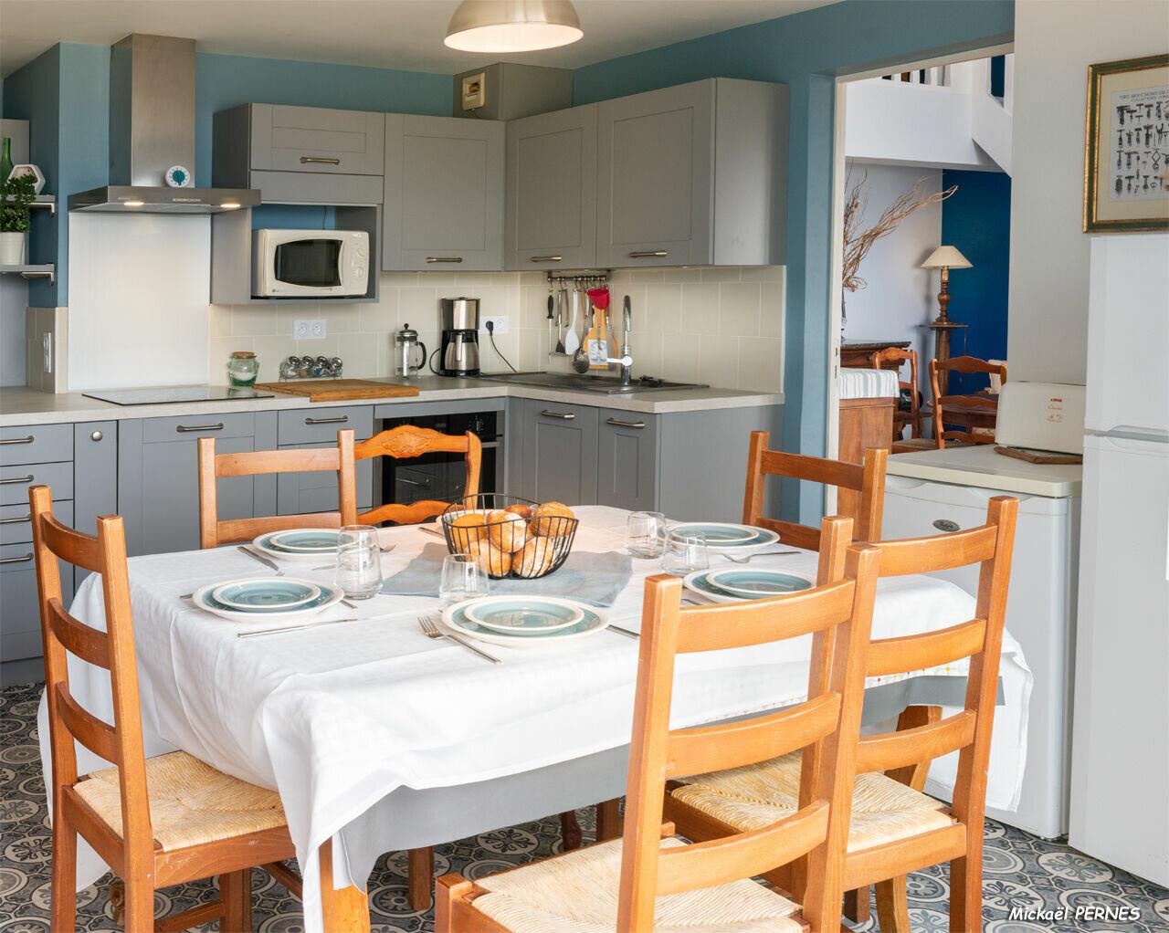 Location Appartement 5 pièces à Ploemeur - vignette-3