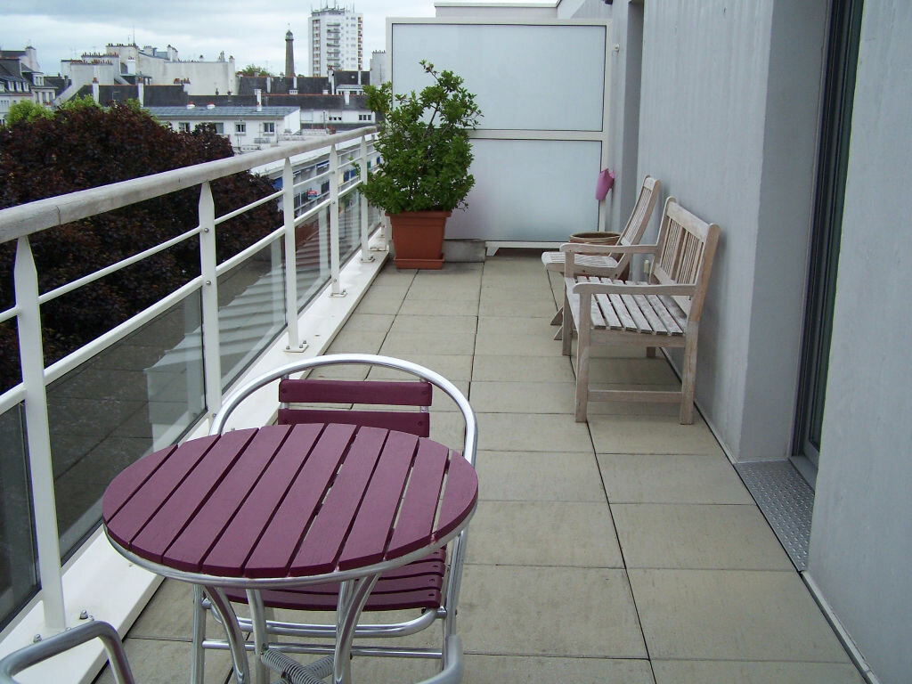 Achat Appartement 4 pièces à Lorient - vignette-1