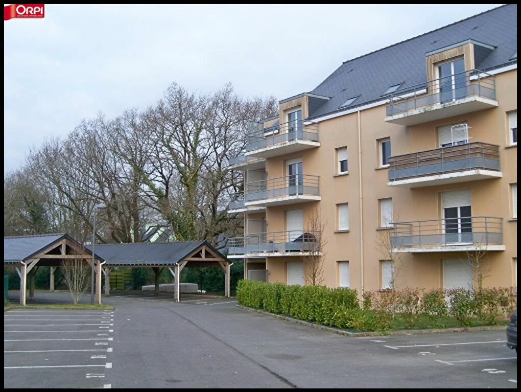 Location Appartement 3 pièces à Hennebont - vignette-1