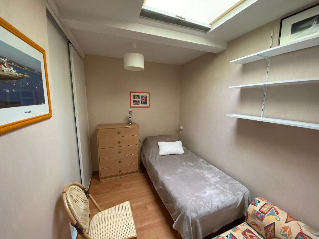 Location Appartement 2 pièces à Larmor-Plage - vignette-7