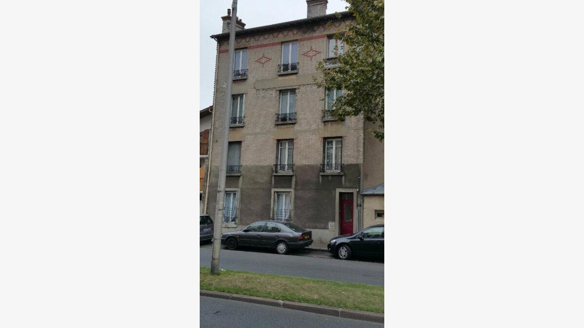 Location Appartement 1 pièce à Romainville - vignette-1