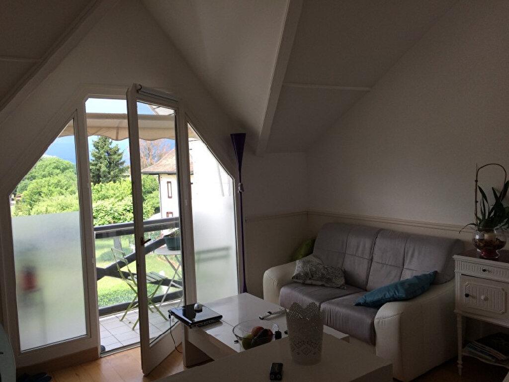 Achat Appartement 2 pièces à Veigy-Foncenex - vignette-1