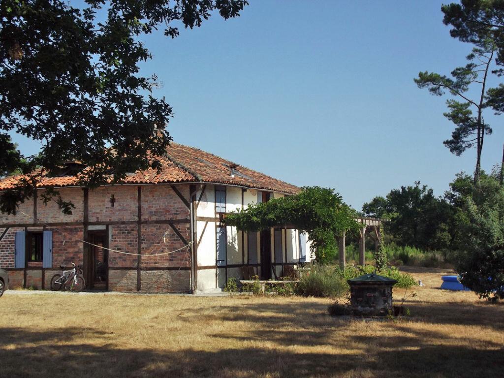 Achat Maison 6 pièces à Rion-des-Landes - vignette-1