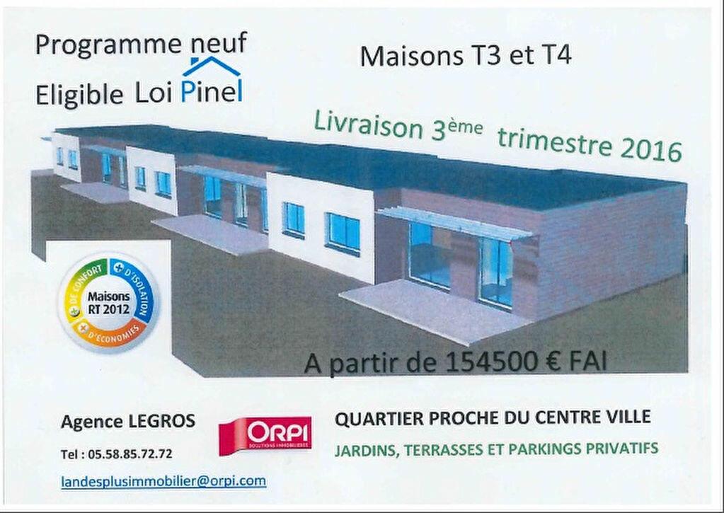 Achat Maison 4 pièces à Saint-Pierre-du-Mont - vignette-1