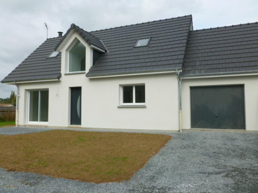 Location Maison 4 pièces à Saint-Martin-aux-Chartrains - vignette-1