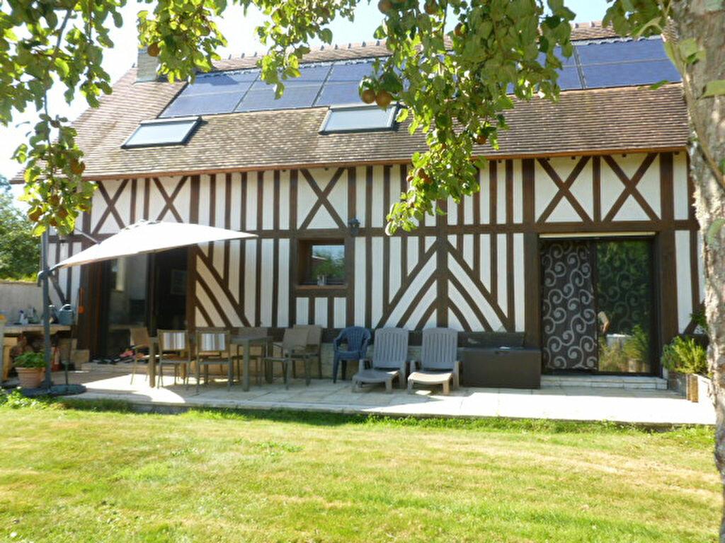 Achat Maison 5 pièces à Le Breuil-en-Auge - vignette-1