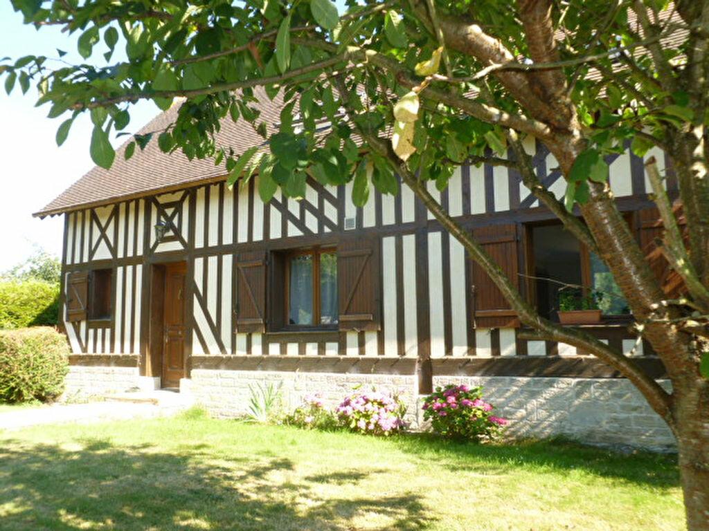 Achat Maison 5 pièces à Le Breuil-en-Auge - vignette-2