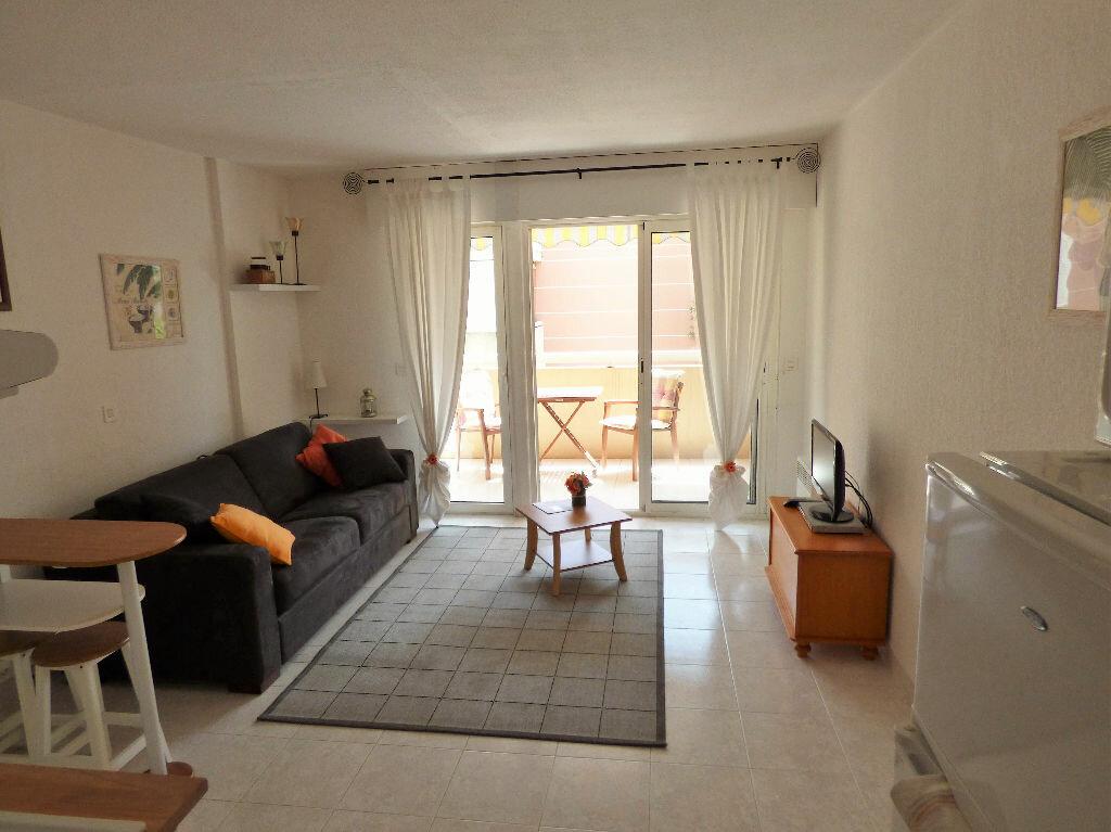 Achat Appartement 1 pièce à Saint-Raphaël - vignette-1