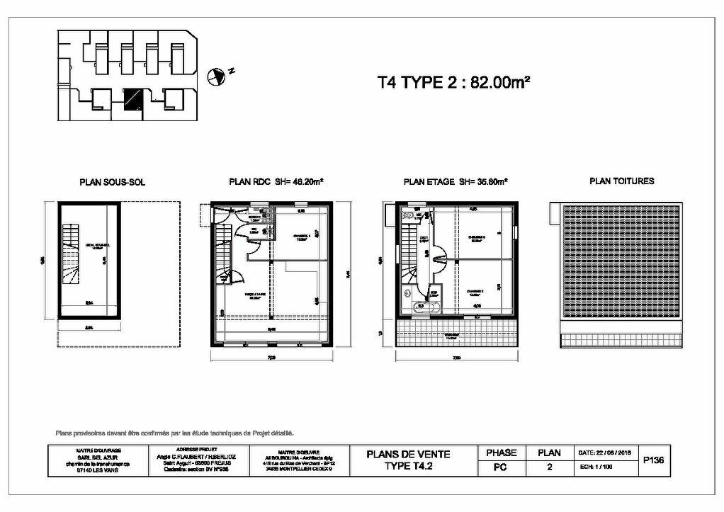 Achat Maison 4 pièces à Fréjus - vignette-1