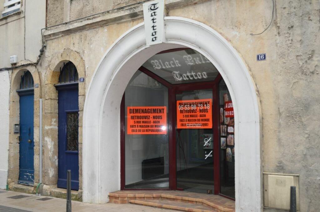 Location Local commercial  à Agen - vignette-1