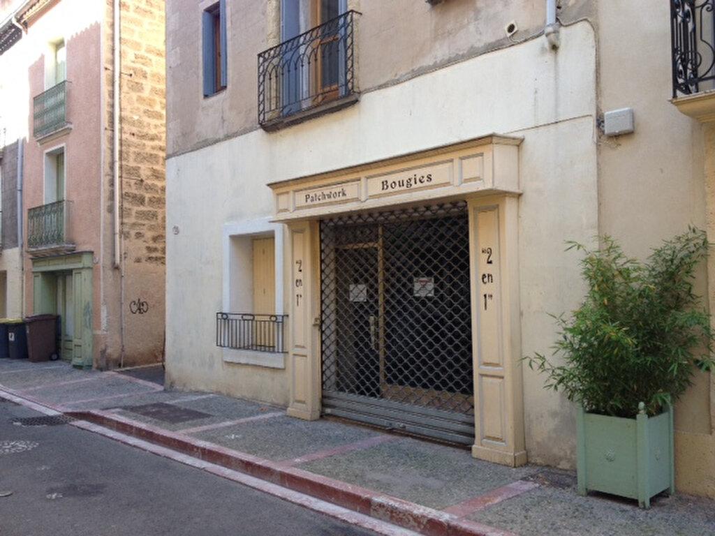 Location Local commercial  à Pézenas - vignette-1