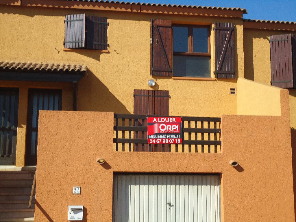 Location Maison 4 pièces à Caux - vignette-1