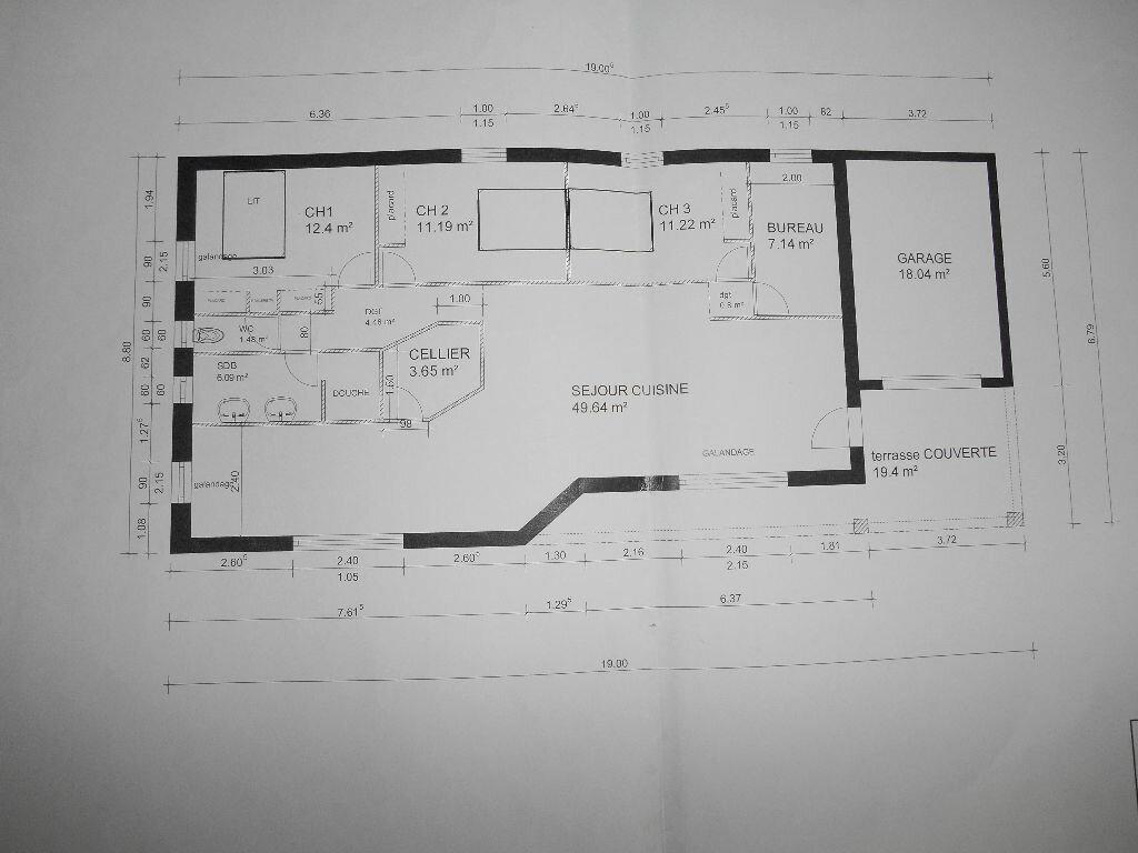 Achat Maison 5 pièces à Montblanc - vignette-6