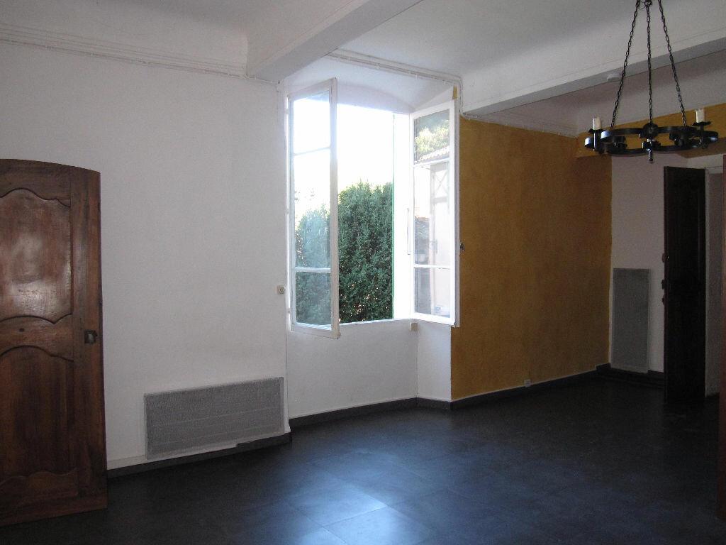Location Appartement 1 pièce à Les Mées - vignette-1