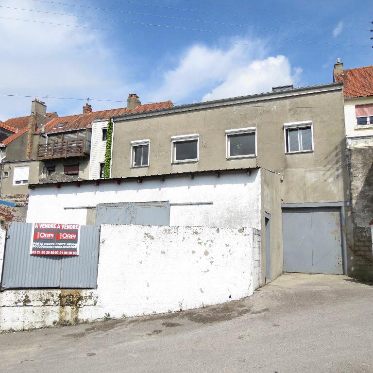 Achat Immeuble  à Saint-Martin-Boulogne - vignette-1