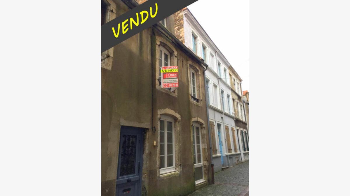 Achat Maison 5 pièces à Boulogne-sur-Mer - vignette-1