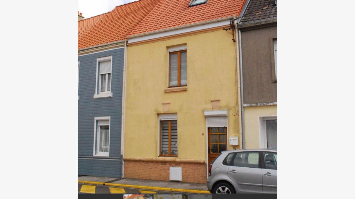 Achat Maison 5 pièces à Saint-Martin-Boulogne - vignette-1