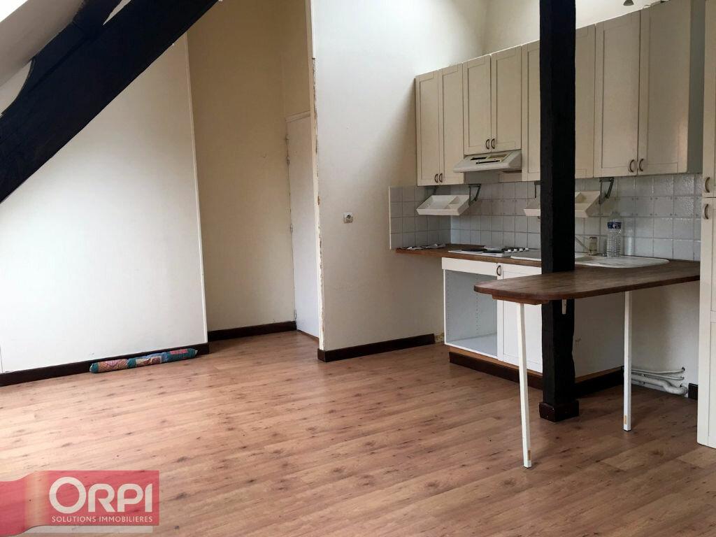 Location Appartement 3 pièces à Boulogne-sur-Mer - vignette-2