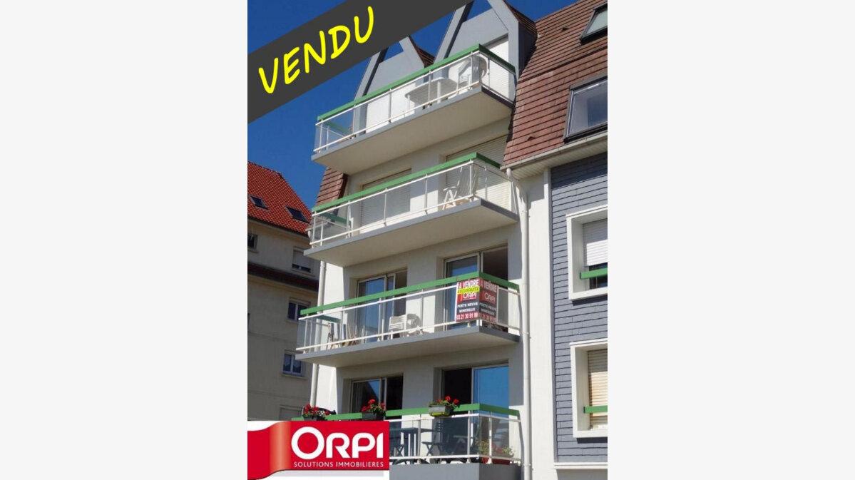 Achat Appartement 3 pièces à Wimereux - vignette-1