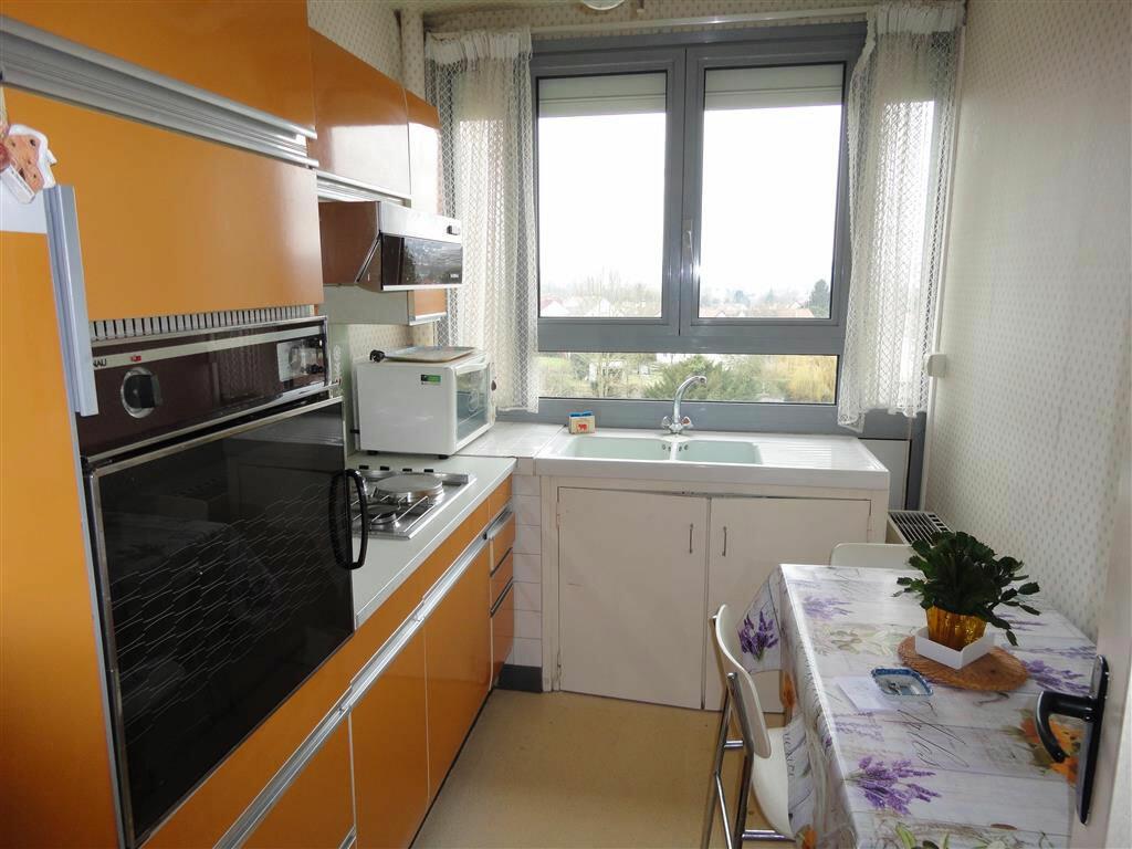 Achat Appartement 3 pièces à Chierry - vignette-2