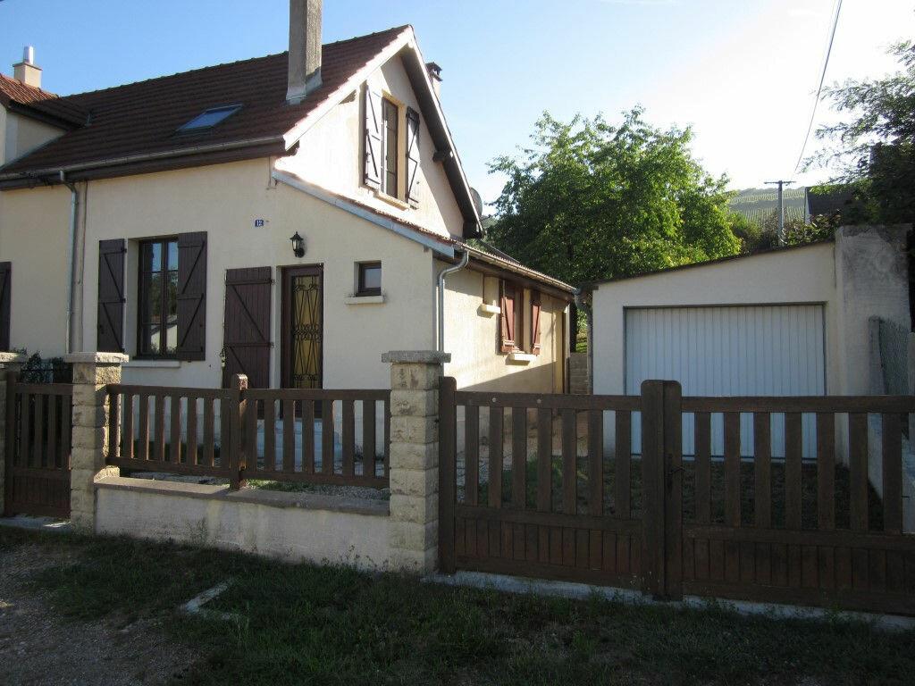 Achat Maison 4 pièces à Crézancy - vignette-1