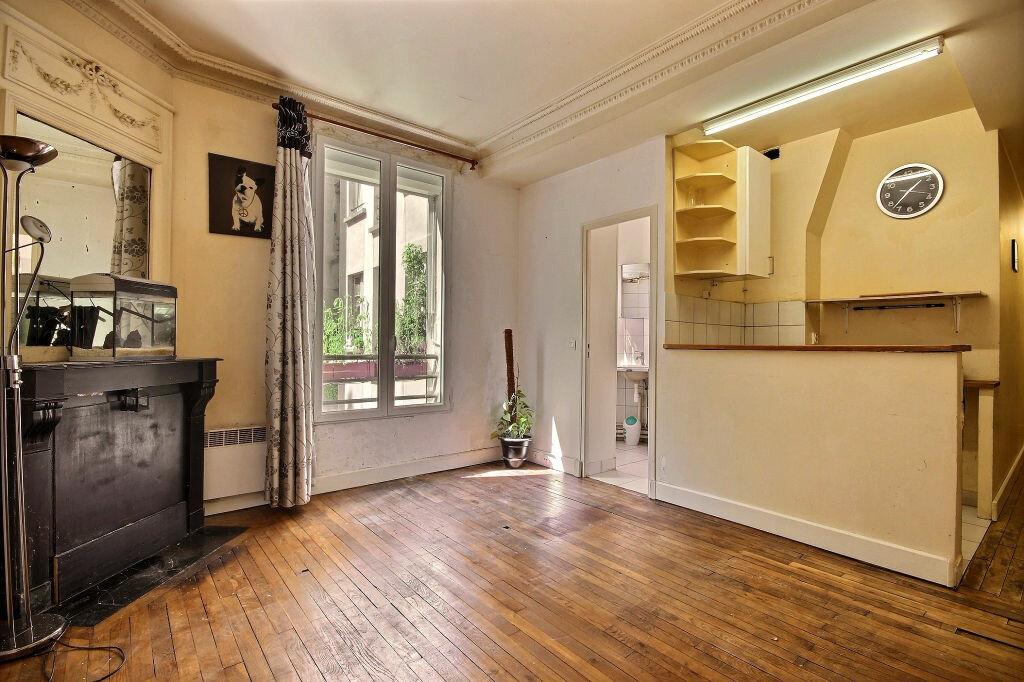 Achat Appartement 1 pièce à Paris 14 - vignette-1