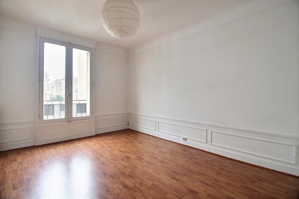 Location Appartement 3 pièces à Paris 14 - vignette-1