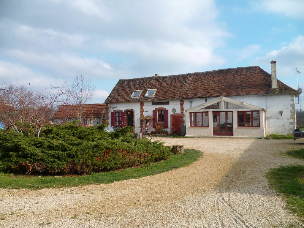 Achat Maison 10 pièces à Saint-Maurice-sur-Aveyron - vignette-1